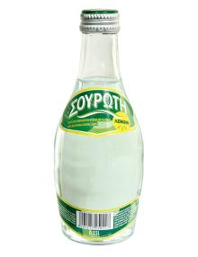 Flavoured Sparkling water in glass 250ml bottle /carton box 12 bottles