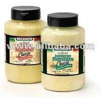 Milano Brand Grated Parmesan Cheese 12/16 oz per case