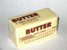 100% Pure Unsalted Butter 82% Fat