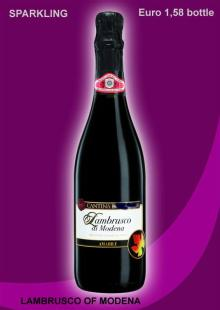 LAMBRUSCO WINE