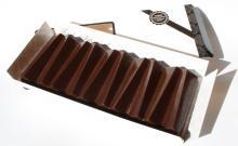 Creamy chocolate nougat -170gr