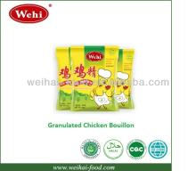 Halal Certified Granulated Chicken Bouillon
