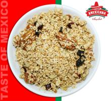 Granola  - A Taste of Mexico