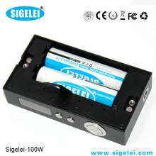Sigelei Original design 2014 Latest e cig box mod Sigelei100watt box mod