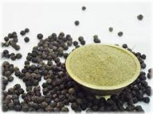 Top Selling organic certified Black pepper powder for sale