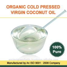 Cold Pressed Pure Organic Virgin Coconut Oil