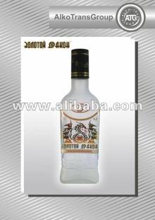 GOLD DRAGON Vodka