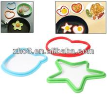 Versatile Silicone Dessert Mould Model Egg Mould (3pcs in one packaging, the price is for 3pcs)