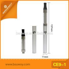 France market super slim ecig CE9-1 kit