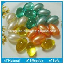 Active Food Supplement Vitamin E Capsules