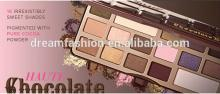 T.oo F.ac-ed CHOCOLATE BAR multi-colors Eye Shadow Collection Palette