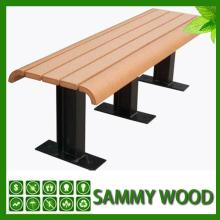 wooden slats for bench/composite hollow outdoor/decorative bench bars