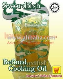 Swordfish Refined Cooking Oil