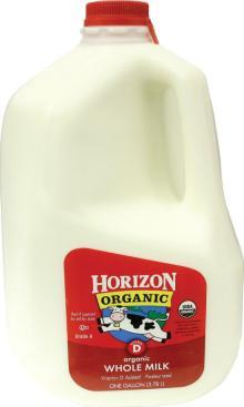 gallon UHT FULL CREAM MILK