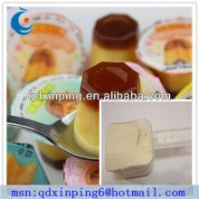 food additive in milk  sodium   alginate   thickener