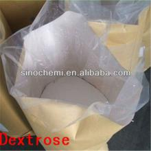 White Crystal powder Food Grade Dextrose glucose