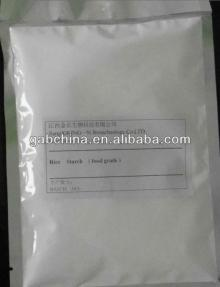 organic rice starch powder