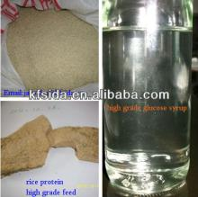 use rice producing glucose syrup