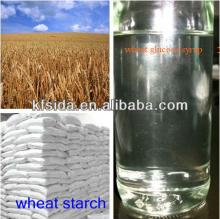 New Tech  Us e wheat producing glucose syrup&wheat starch