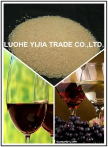 hot sell edible gelatin for red wine