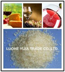 food additive edible grade gelatin for red wine
