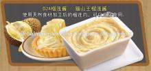 100% Pure Natural D24 Durian Flesh