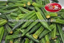 Vacuum Fried Pure Natural Okra Chips(Healthy Snack Food)