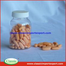 Dietary supplements Vitamin C and Vitamin E chewable tablets oem private label