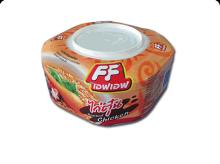 Thai Halal Instant Bowl Noodle,FF Stewed Chicken flavor