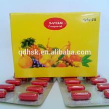 GMP 9 Compound Vitamins tablets---multivitamin