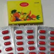 GMP 9 Compound  Vitamin s tablets
