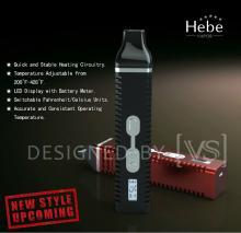 2014 newest dry herb vaporizer ego-t herbal vaporizer smoke Tian-2 luxurious product