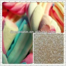 Halal certified bovine skin gelatin as ingredients for marshmallow