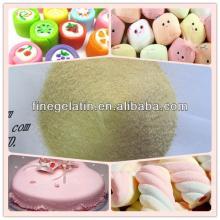 bovine skin edible gelatin as additives 220BL 30mesh for marshmallow