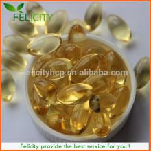 Dietary supplement Vitamin A vitamin D capsules (cod liver oil soft capsules) Vitamin A+D