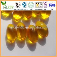 500mg natural halal Vitamin E  oil  capsules in  bulk