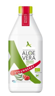 Litinas Organic Aloe vera Lemon