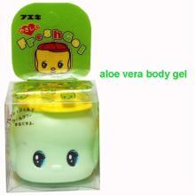 aloe vera moisturizing body skin care gel
