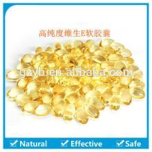 OEM Vitamins Supplements Natural Vitamin E Capsule