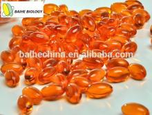 GMP certified Natural Vitamin E Softgel 400iu