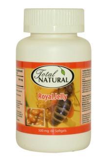 Royal Jelly - 500mg 60 Softgels