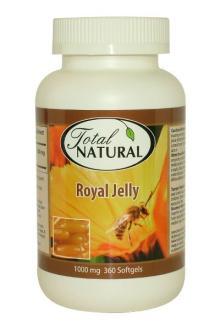 Royal   Jelly  - 1000mg 360 Softgels