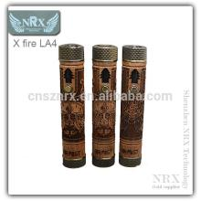2014 the best selling electronic cigarette product e cig x fire vision x gun  vv   mod