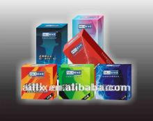Natural   Latex  condom with different types durex quality