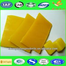 100% pure natural white beeswax for cosmetics