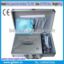 Newest CE approved OEM Quantum Magnetic Body Health Resonance Analyzer with 39 reports quantum analy
