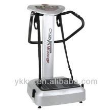 Fitness Vibration plate  gym  machine crazy fit massager