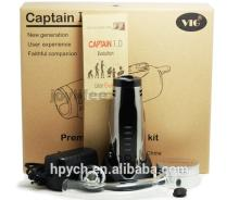 2014 Newest Electronic Cigarette Captain I Dry Herb Vaporizer  Heat -resisting China Patent