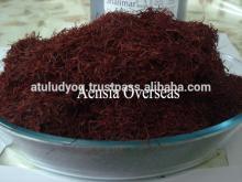 Pure Kashmir Saffron From Pampore Kashmir ISO Certified Approved by Saudi Arabian FDA