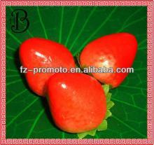 decorative artificial strawberry